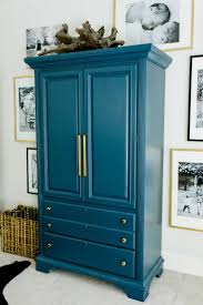 Painted Furniture Best 25 Blue Painted Furniture Ideas Only On Pinterest Chalk
