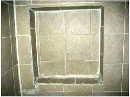 shower shelf for tile shower shelves for tile shower shelf tile inset shower shelf ceramic tile