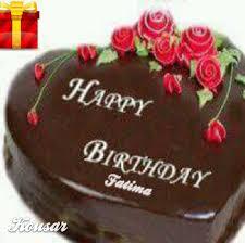 Happy Birthday Fatima Aka Littleprincess1