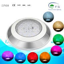 Multi Color Pool Light Hot Item Smart Rgb Cct Multi Color 12w 24v Led Underwater Swimming Pool Lighting