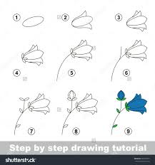 Small Picture stock vector step by step drawing tutorial vector kid game how to