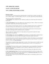 Cover Letter Mla Format Cover Letter Format Examples Best Of B