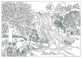 landscape coloring book packed with landscape coloring books for s and printable coloring pages nature fresh landscape coloring book