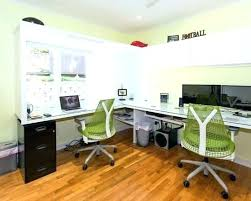 two person office layout. Two Desk Home Office Layout For Persons 2 People Corner . Person