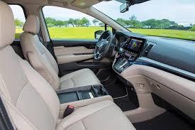 2018 honda odyssey interior photos