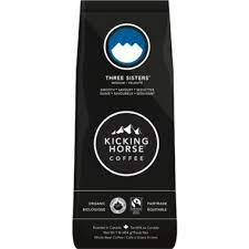 Coffee & espresso machine cleaning products. Kicking Horse Coffee Three Sisters Whole Bean Essence Of Life Organics