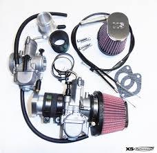 performance carbs parts carburator kit xs performance