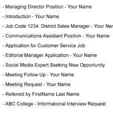 Check out his blog post now so you don t get automatically put in the  no  pile  by the hiring manager  Brefash