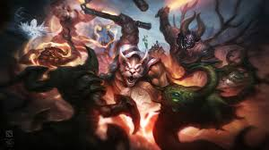 doom lucifer dota 2 10 wallpapers
