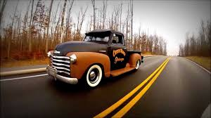 INTERSTATE DRIVING Iphone/Ipad 1949 CHEVROLET 5 WINDOW AIR BAGGED ...
