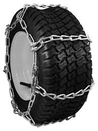 Security Chain Company 1061756 Max Trac Snow Blower Garden Tractor Tire Chain