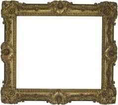 FRENCH 18TH CENTURY ANTIQUE FRAME European Antique Frames