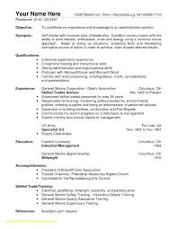 Warehouse Resume Template Fresh Warehouse Worker Resume Free