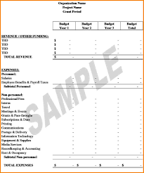 simple budget proposal template budget proposal template staruptalent com