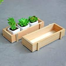 potted plant trays vintage mini wooden bo potted plants tray storage wooden box wooden storage cabinet