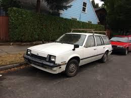 Portlandia Outtake: 1983 Chevrolet Cavalier Wagon – The Rare Two ...