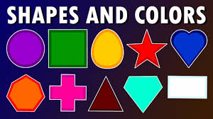 Colors and Shapes Song for Children Cartoon Animation Colors Rhyme |  Children Nursery Rhymes & Songs - YouTube