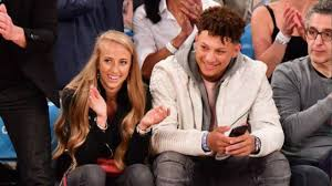 Patrick Mahomes' Girlfriend Brittany Matthews Shows off Her ...