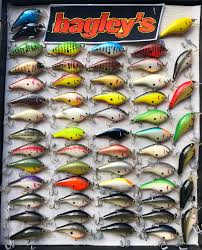 Bagley Lure Collections Descriptions The Colors Of Bagleys