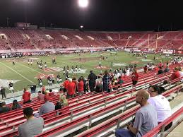 Sam Boyd Stadium Section 131 Rateyourseats Com