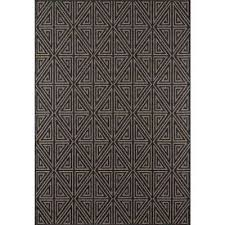 baja charcoal 2 ft x 5 ft indoor outdoor area rug