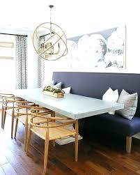 bench seating and chairs dining corner dining table an dining