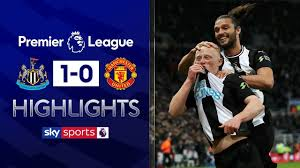 Image result for newcastle 1 man utd 0