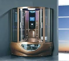 steam shower tub insert combo reviews combos kits diy steam shower insert kit
