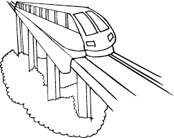Small Picture coloring pages bullet train for preschoolers Coloring Point