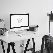 stylish office desk setup. Fantastic Minimalist Desk Setup Y93 In Modern Home Design Trend With Stylish Office