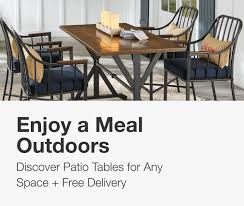 patio tables patio furniture the