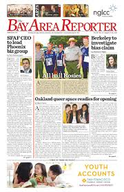 August 20 2015 Edition of the Bay Area Reporter by Bay Area.