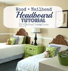 Appealing Diy Twin Headboard Ideas Images Inspiration