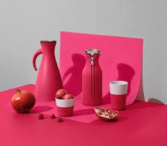<b>Графин Fridge в</b> неопреновом текстурном чехле 1 л розовый от ...