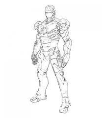 Colonel james rhodey rhodes, obadiah stane, virginia pepper potts, dr. Iron Man Coloring Pages Free Printable Page 1 Line 17qq Com
