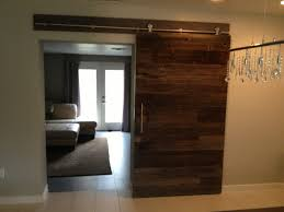 Double Office Doors Contemporary Home Offices With Sliding Barn Gl ...