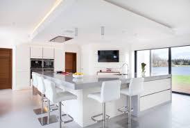 Kitchen Design Northern Ireland Satin Magnolia Kitchen In Lisburn Co Down Northern Ireland