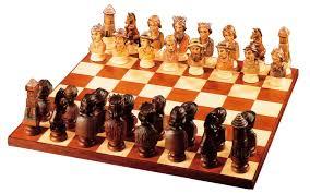 farmers bust chess set