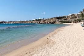 11 Griechenland Kykladen Inseln Mykonos Paradise Beach - Travel on Toast