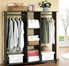 furniture for hanging clothes. Varossa\u0027s Spacesaver Wardrobe Cupboard Shelves \u0026 Clothes Hanging Racks Furniture (Black Walnut) For S