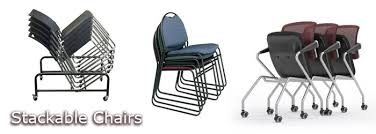 stacking office chairs. stacking \u0026 folding chairs office