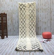 moroccan runner rug runner rug hallway authentic rug fancy moroccan trellis non slip runner rug rubber backed