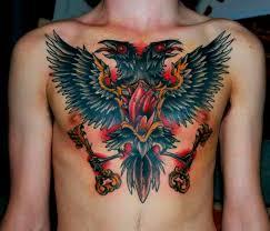 сделать татуировку в стиле олдскул Old School продажа цена в