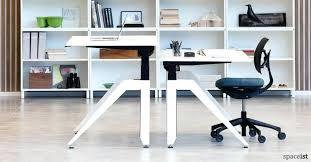 home office desk white. Modren Home Minimalist Office Desk Excellent Design Led Desks White Bench  Intended For   On Home Office Desk White
