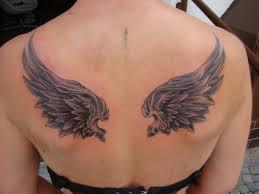 Tetování Křídla Tetování Tattoo