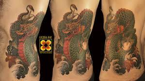 Tatuaggi Giapponesi Significato Immagini Realizzazione Ligera Ink