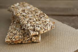 fitness tary food cereal granola bars with nuts honey and