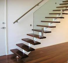 Image result for stairs glass balustrade fixings