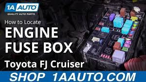 how to locate engine fuse box 07 14 toyota fj cruiser social media how to locate engine fuse box 07 14 toyota fj cruiser