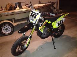 2006 crf 450x supermoto for sale no longer available
